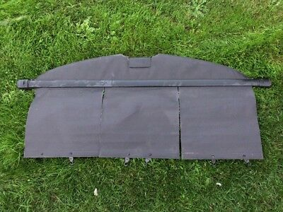 TOYOTA  COROLLA VERSO 7 seater  Luggage PARCEL SHELF pullout cover 2006 Reg
