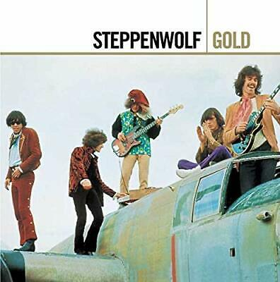 Steppenwolf - Gold - 2CDs Neu & OVP -  Best Of / Greatest Hits - Born To Be Wild