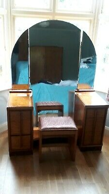 Art Deco Majority Furniture Bedroom Set from circa 1930's.  - Collection N8 7EA