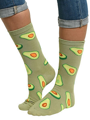 Women/'s #1 Mom Socks /& Avocados All-Over Print Novelty Socks 2-Pairs