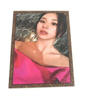 TWICE CHAEYOUNG 8th Mini Album Feel Special Official Photocard CHAEYOUNG KPOP C
