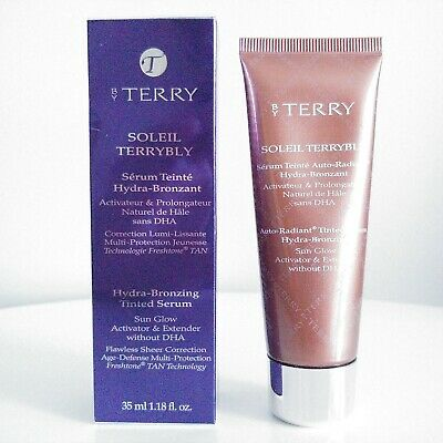 By Terry Soleil Terrybly Hydra Bronzing Tinted Serum 100 Summer Nude New In Box