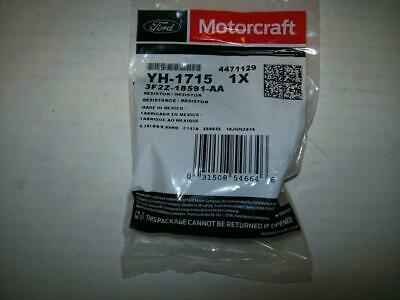 Genuine Motorcraft For HVAC Blower Motor Resistor YH-1715 3F2Z-18591-AA Car Part