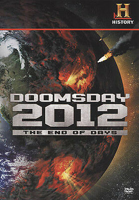 History Channel - Doomsday 2012: The end of days (DVD, 2009)