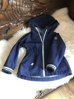Michael kors Girls Age 4 All Seasons School Coat Versatile Jacket Blue Packable