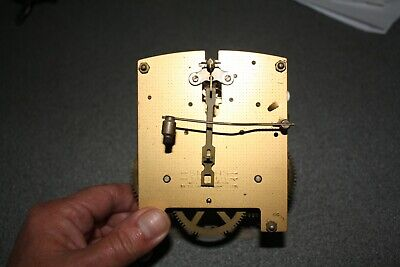 Vintage Smiths Enfield  Striking Clock Movement for spares/repairs/parts
