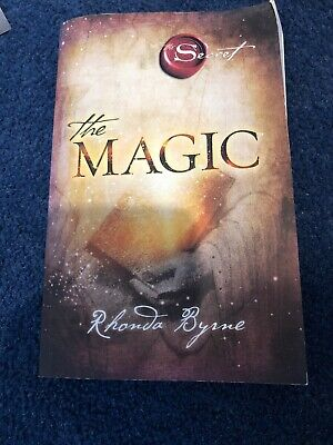 The Secret And The Magic by Rhonda Byrne