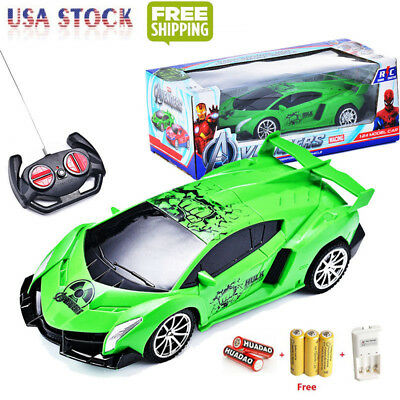 Toys for Boys Electric Truck RC Car 2 3 4 5 6 7 8 9 Year Old Kids Toy Gifts Big