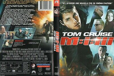 Dvd , Mission Impossible 3 , Tom Cruise