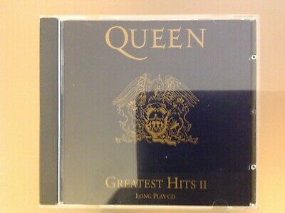 Queen Cd - Greatest Hits Ii - Good Condition