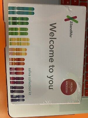 23andMe DNA Genetic Test Health + Ancestry Personal Lab Fees Included 23 and Me