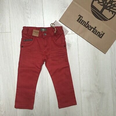 Timberland Boys Trousers Jeans  3Y BNWT 100% GENUINE