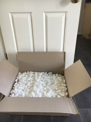 Big Box Of Biodegradable Loose Fill Packaging Chips/peanuts