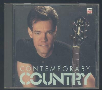 Time Life Music-Contemporary Country The Mid 80's CD w/Dwight Yoakam,Steve Earle