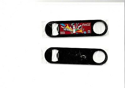 Coca Cola Bottle Opener.....2005 Fifa World Cup   South Africa....