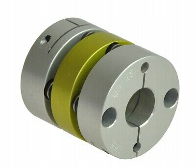 SDWC-42C 15x15 /0687 Double Drive Coupling