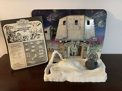 Star Wars 1980 Kenner Hoth Ice Planet Playset Loose Complete