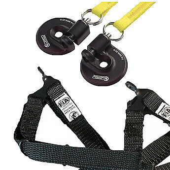 Simpson Hybrid Quick Release Tether System Combo Deal - Adult or Youth Size