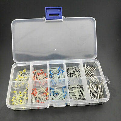 160PCS Dental Glass Fiber Post Single Refilled Package Pcs Drills L3V2 Heal Z5T6