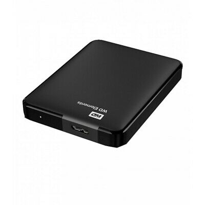 WD Elements Portable 4TB External HDD Hard Drive USB 3.0  PS4 XBOX MAC WINDOWS