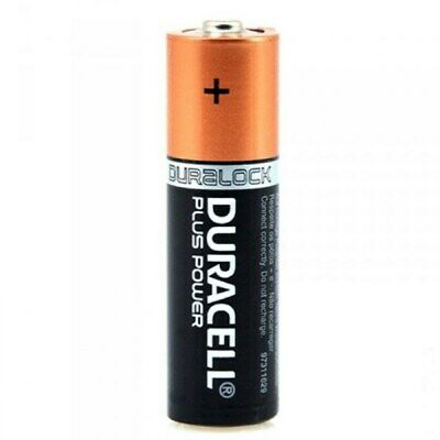 1x pile AA - DURACELL - Plus Power - LR06 / LR6 duralock - alcaline NEUF new