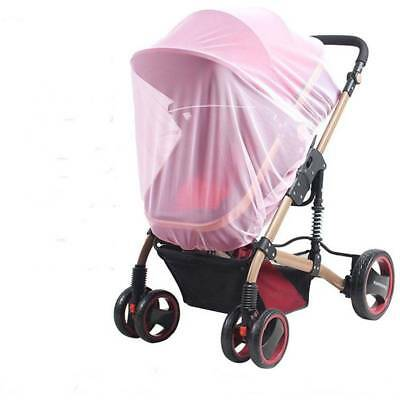 1pc Baby Universal Strollers Mosquito Net Umbrella Car-covers Encryption