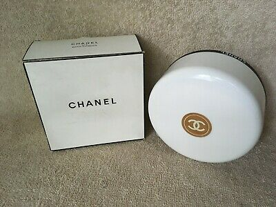 New In Box With Sealed Canister 8 oz Chanel No 5 Bath / Body / Dusting Powder
