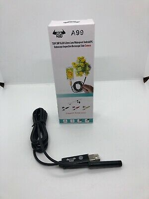 2.0MP USB Waterproof Endoscope CAR Inspection Camera for Android Phone&PC Laptop