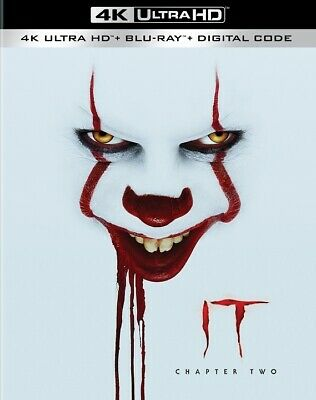 It: Chapter Two (2)(4K Ultra HD)(UHD)(Dolby Vision)(Atmos)