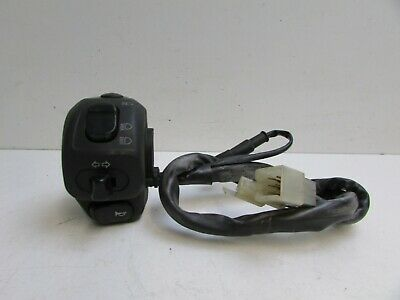 Gilera DNA125 Left Hand Switch, 2002 J25