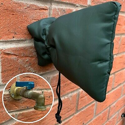 Outside Tap Insulated Protector Cover Frost Jacket Winter Outdoor Garden UK
