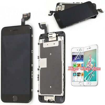 For iPhone 6S Plus LCD Full Screen Digitizer Replacement With Home Button&Camera