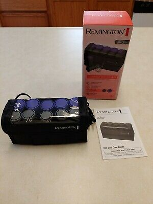 Remington H1016 Compact Ceramic Worldwide Voltage Hair Rollers.