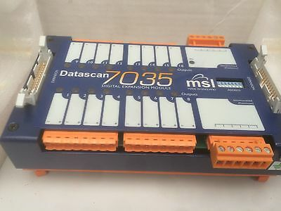 Datascan 7035 16 channel isolated Digital Output module