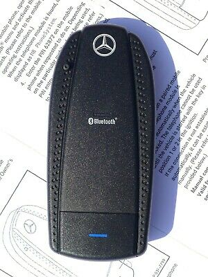 Mercedes-Benz HFP Bluetooth Handsfree Cradle  B67876168 android+iphones Genuine