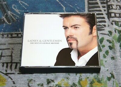 The Best of George Michael - Ladies & Gentlemen - Epic ‎- 491705 2 - 2 CD's