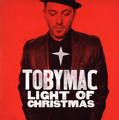 Toby Mac • Light Of Christmas • CD 2019 Forefront Records •• NEW ••