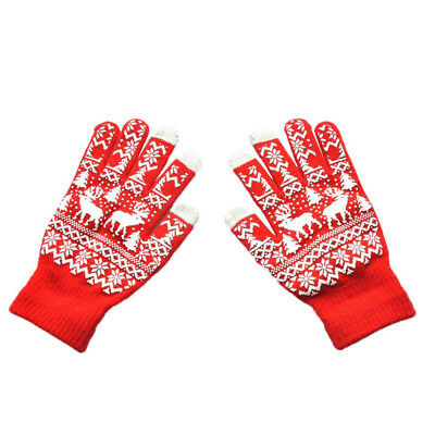 Christmas Winter Warm Cute Gloves