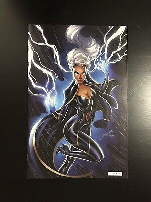 HOUSE of X #5 2019 NYCC Exclusive J Scott Campbell Glow in the Dark Variant