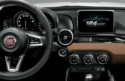 FIAT 124 Spider Classica Lusso Abart Connect Navi SD MAP EUROPA 2019