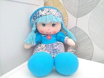 "Rag Doll, 14"" tall, Brand New with Tags, Reduced Price Due to slight Flaw,..."