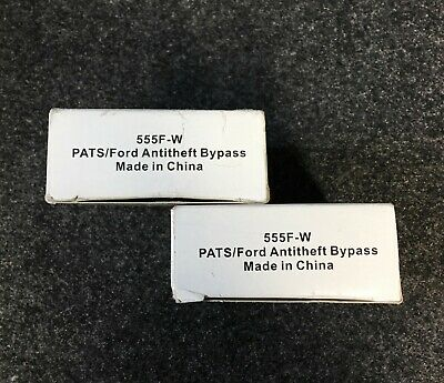 Directed 555FW Ford Remote Start Interface Module PATS Transponder Interface