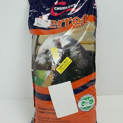 Chudleys Ferret Complete Ferret Food 15kg Bag