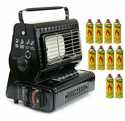 Portable Camping 1.3Kw Gas Heater Stove