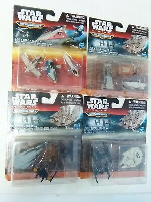 Star Wars The Force Awakens/ Speeder Chase/Clone Army The First Order AttacksMOR