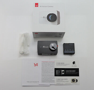 New Yi Technology 4K Action Camera Boxed Camcorder Digital Ultra High Definition
