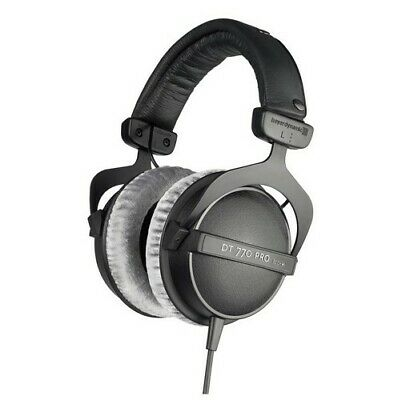 beyerdynamic DT770 PRO Closed Reference Headphones, 80 Ohms