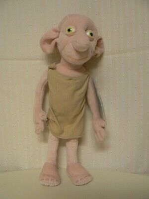 """Harry Potter The Noble Collection Dobby Plush 12"""" H NN7619"""
