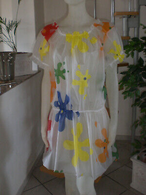 Adult Baby Pvc Kleid Nachthemd Dress Nightgown Size  Xl