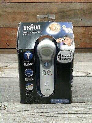 Braun NTF3000 No Touch+Forehead Thermometer